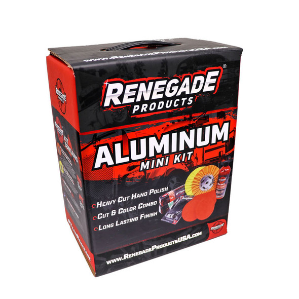 Renegade Aluminum Mini Kit Box