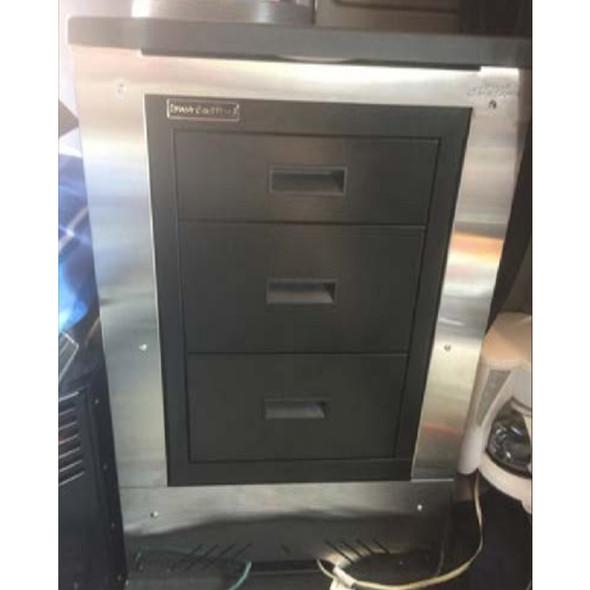 Universal 3 Drawer Storage Kit By Iowa Customs