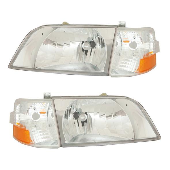 Volvo VNL Series Headlights