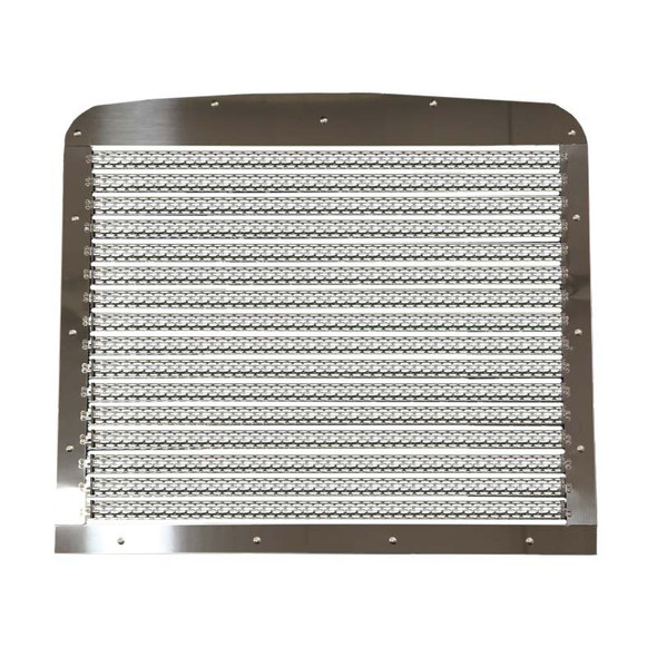 Freightliner FLD 120 Classic Grill Insert By Roadworks