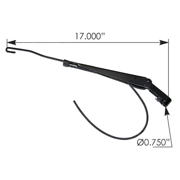 Western Star Windshield Wiper Arm A2262211000