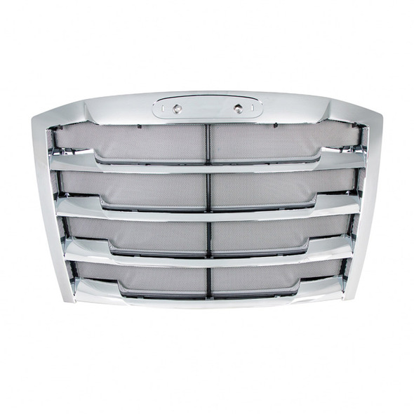 Freightliner Cascadia Chrome Grill 2018 & Newer A17-20832-006 Front