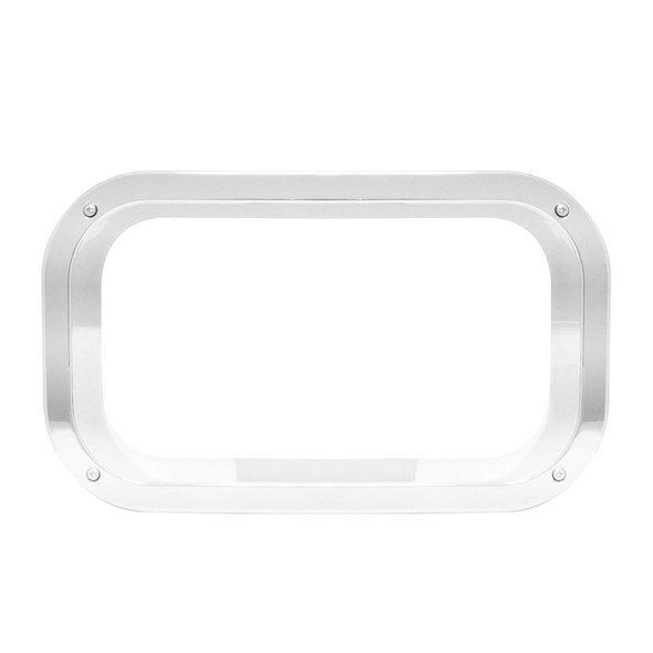 Freightliner FLD And Classic Interior Door Window Trim By Grand General