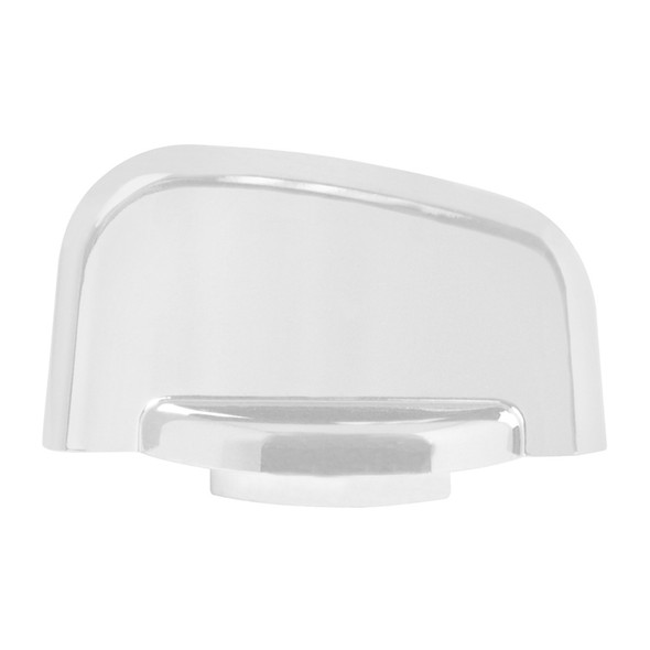 Freightliner Chrome AC Control Knob By Grand General Side View