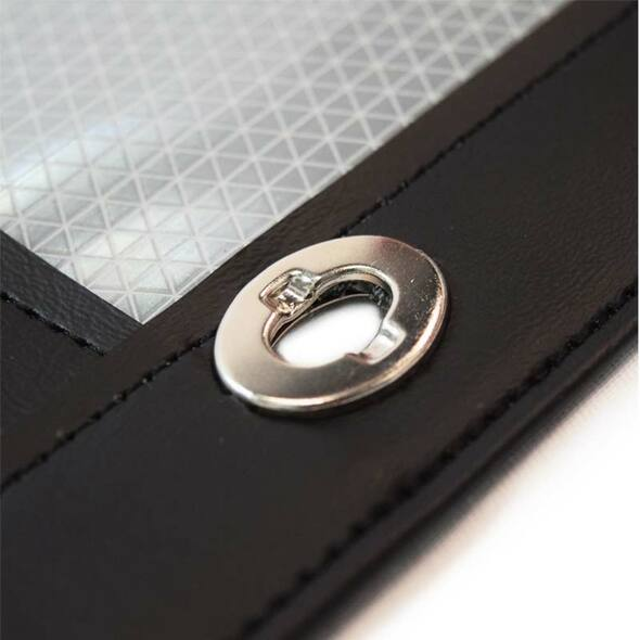 Premium Winterfronts - Mounting Eyelets