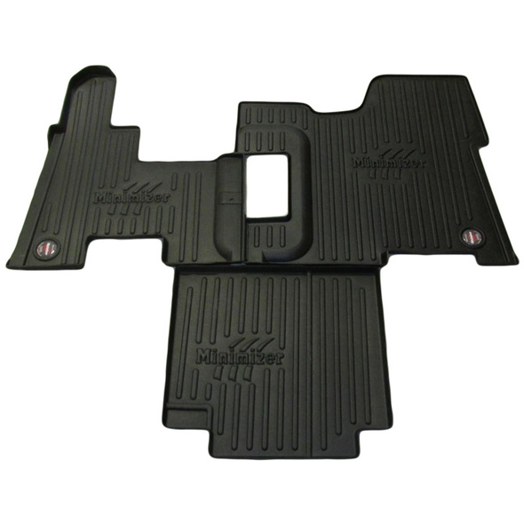 Peterbilt 389 386 365 367 Minimizer Poly Floor Mat Automatic
