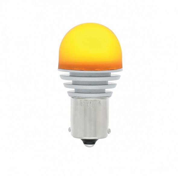 High Power 1156 LED Single Function Bulb Amber On