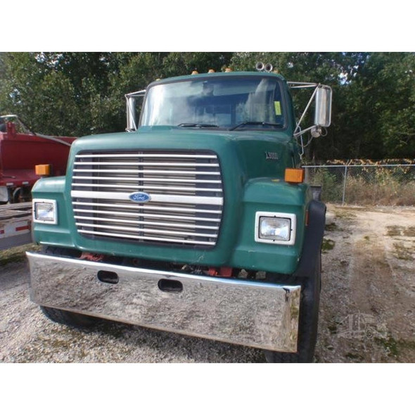 Ford L Series Texas Square Bumper Mounted
