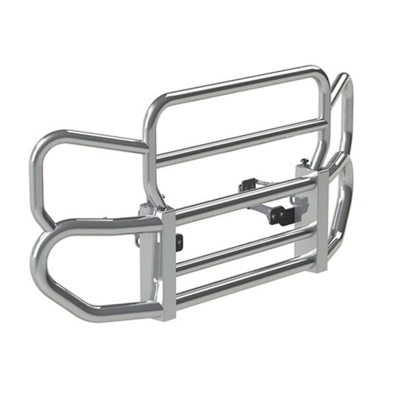 Peterbilt 567 Herd Grill Guard 300 Series (Chrome)