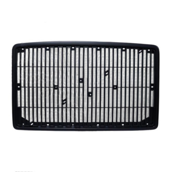Volvo VN VNL Black Grill Replacement 1996-2003 -Black With Bug Screen