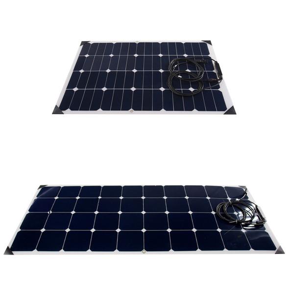 Flexible Power Monocrystalline Solar Panels