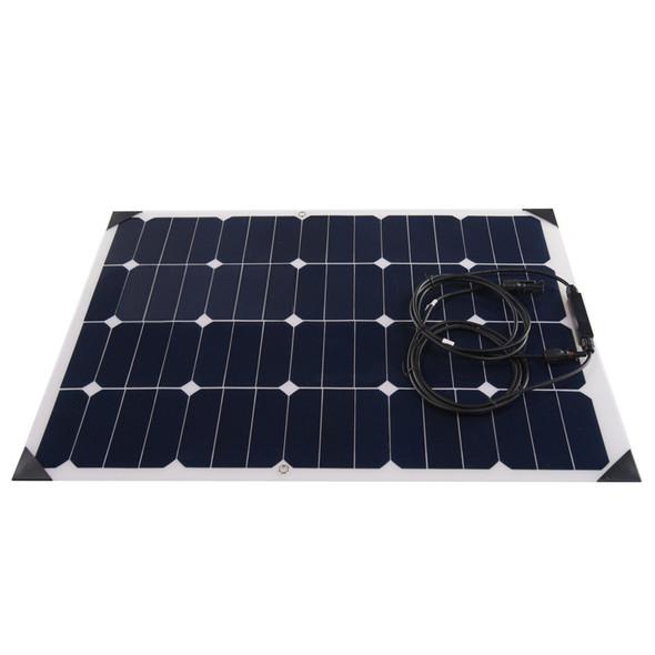 Flexible Power Monocrystalline Solar Panels 60W