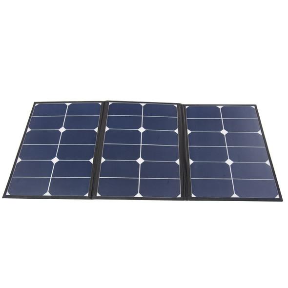 Foldable Power Monocrystalline Solar Panels 60 Watt