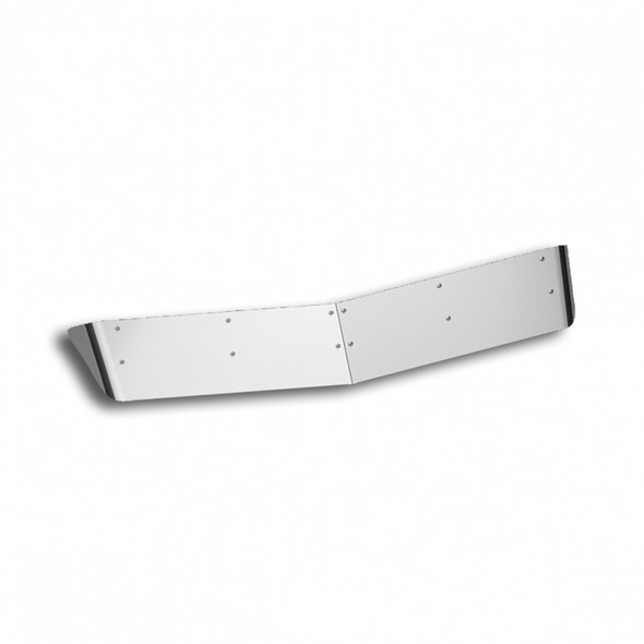 """Kenworth 2007+ 10"""" Drop Style Sunvisor For Curved Windshields"""