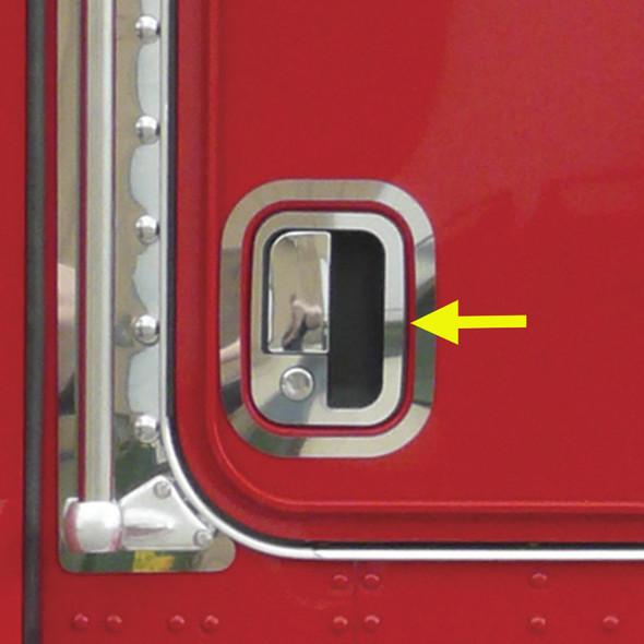 Kenworth T660 Door Handle Trim