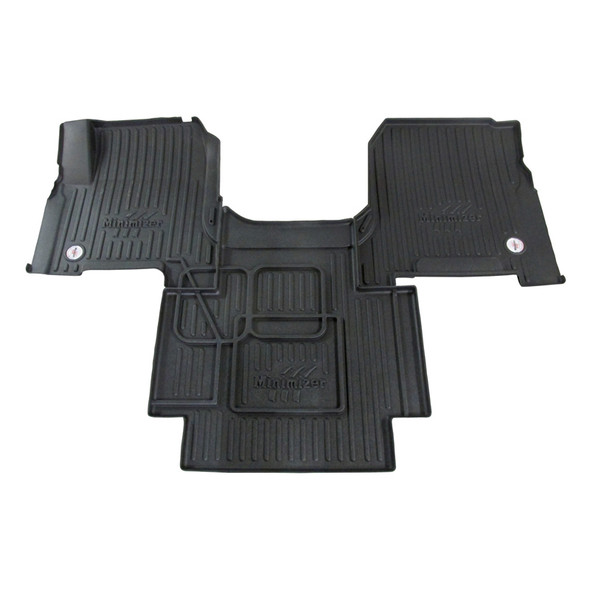 Volvo 2019 And Newer Minimizer Thermoplastic Floor Mats