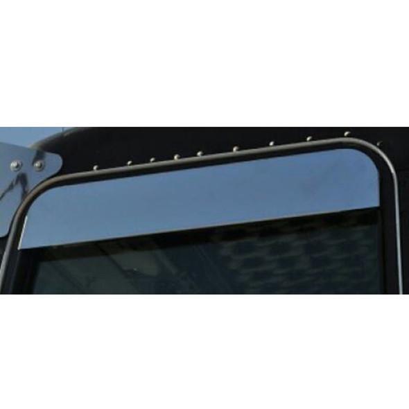 Kenworth Chop Top Window Trim 304 Stainless Steel