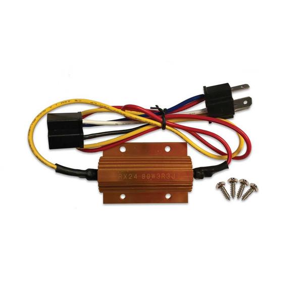 80 Watt Load Resistor For LED Headlights