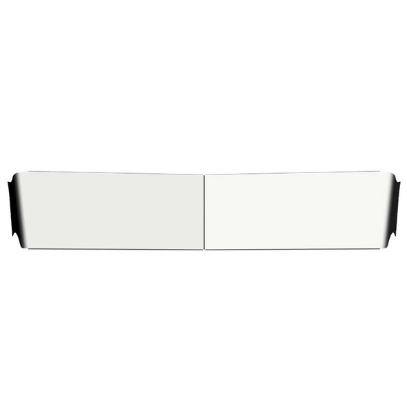 Kenworth Straight Visor For Flat Or Curved Windshields