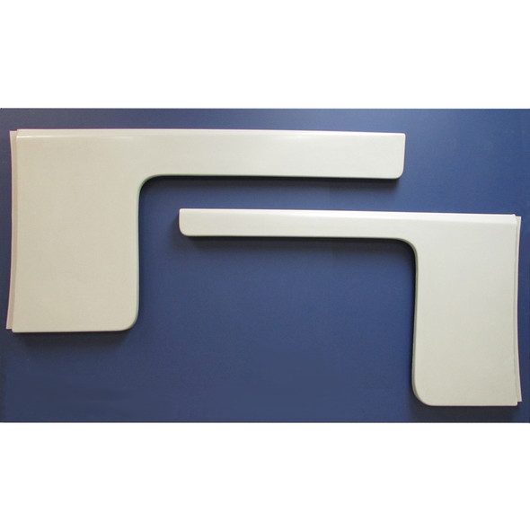 Peterbilt  Fiberglass Cowl Panels 388 Models 2011-2014