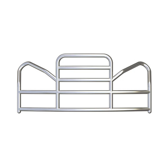 Kenworth T680 T700 ProTec Edge Grill Guard (Stainless Steel)