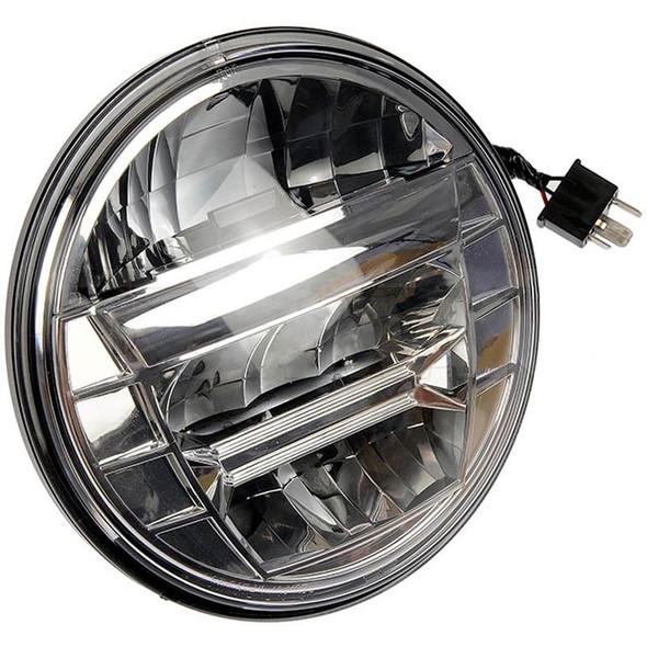 """Mack 7"""" Round LED Sealed Beam Headlight Front"""