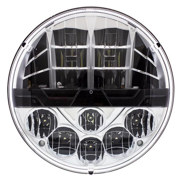 Round High Power LED Headlight