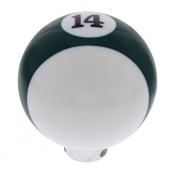 Pool Ball Gearshift Knob #14