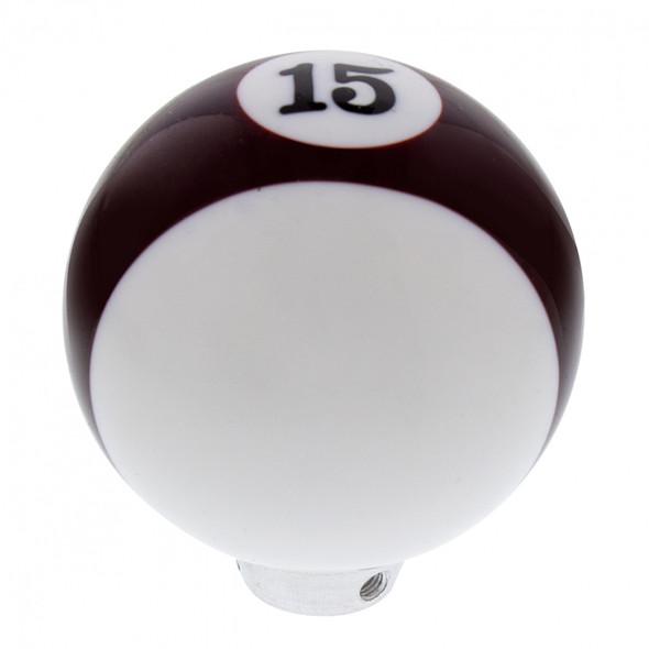 Pool Ball Gearshift Knob #15