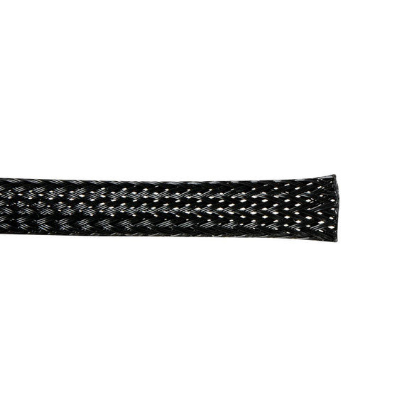 """5"""" Braided Expandable Wire Sleeving Close Up"""
