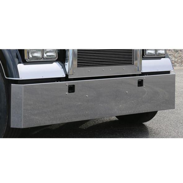 Kenworth W900B W900L Stainless Steel Bumper By Roadworks Front