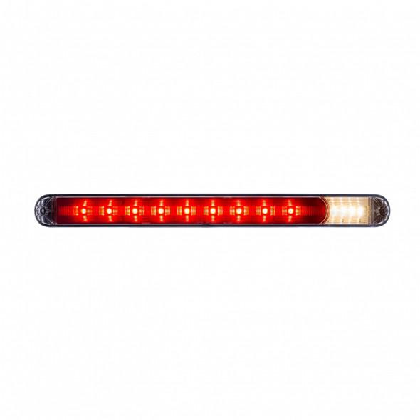 "17"" LED STT Light Bar With Back Up Light On"