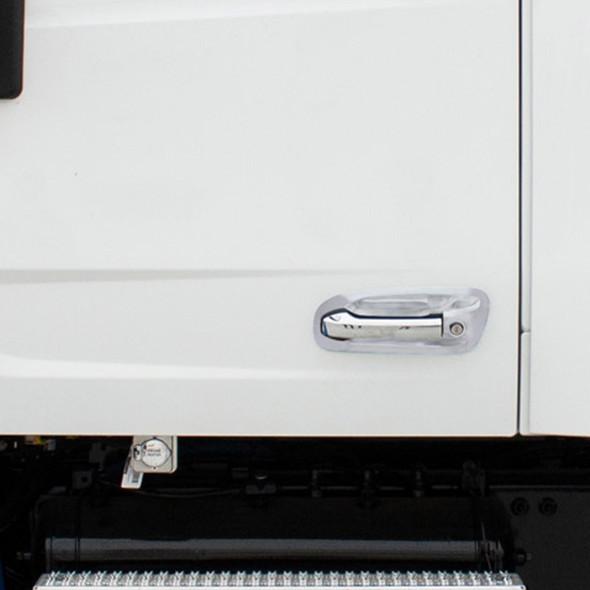 Peterbilt 567 579 Chrome Door Handle Cover UPI41749 Truck Model