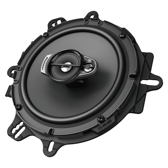 """6.5"""" 3 Way Coaxial 320W Speaker Without Mesh Grill"""