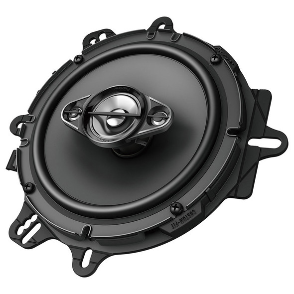 """6.5"""" 4 Way Coaxial 350W Speaker Without Mesh Cover"""
