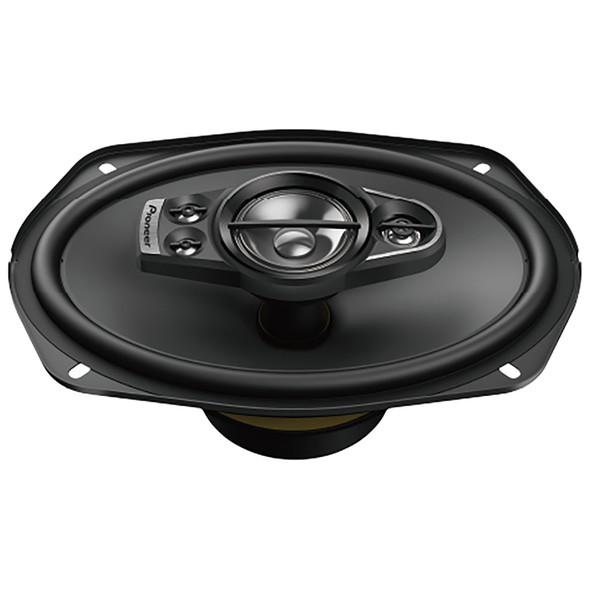 "6"" x 9"" 5 Way Coaxial 700W Speaker Bottom View"
