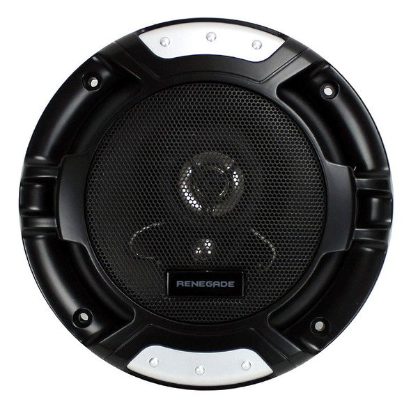"""6.5"""" 2 Way Coaxial 200W Speaker With Mesh Cover"""