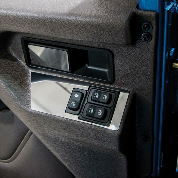International HX520 Interior Door Trims