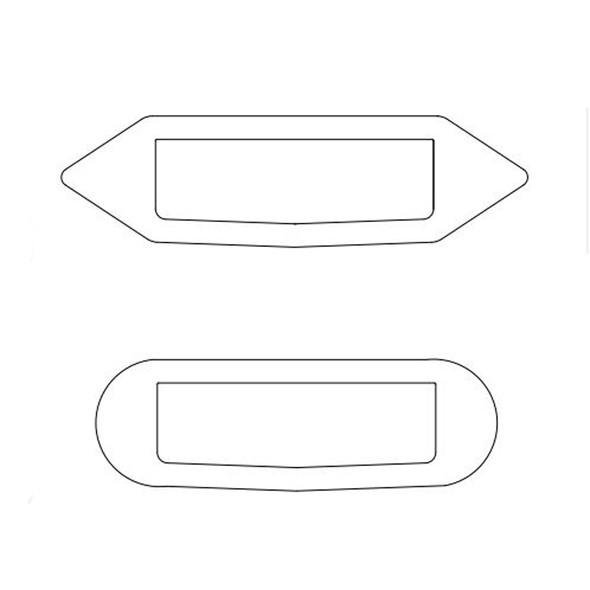 International LT Logo Trims Drawings