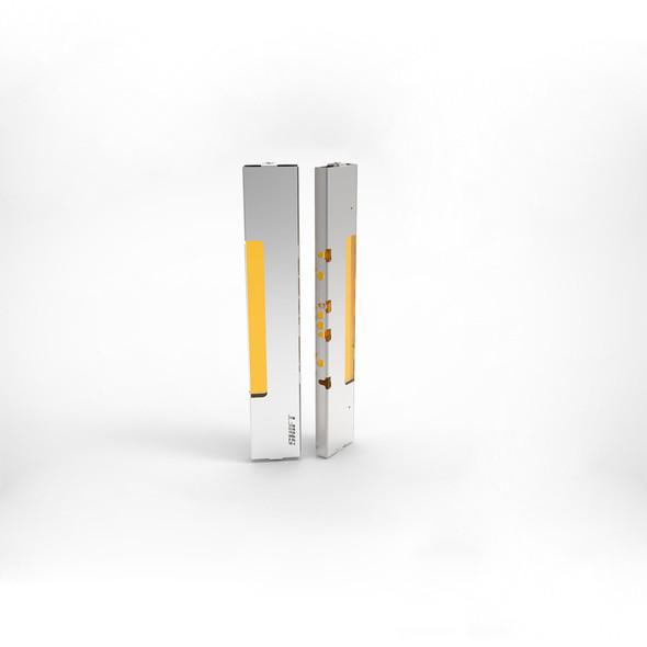 Peterbilt Donaldson Front Glo-Beam Air Cleaner Bars Pair