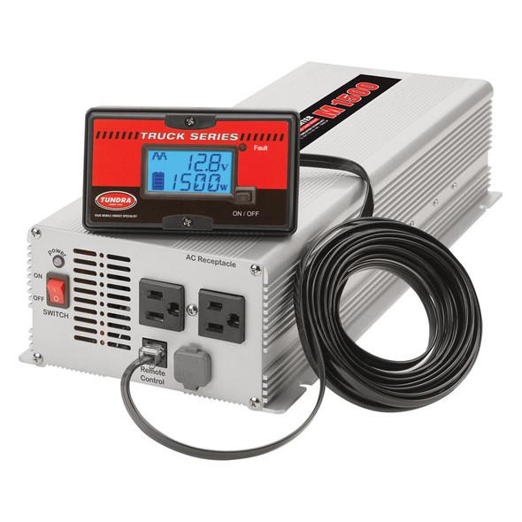 Tundra Power Inverter 1500 Watt With Modified Sine Wave