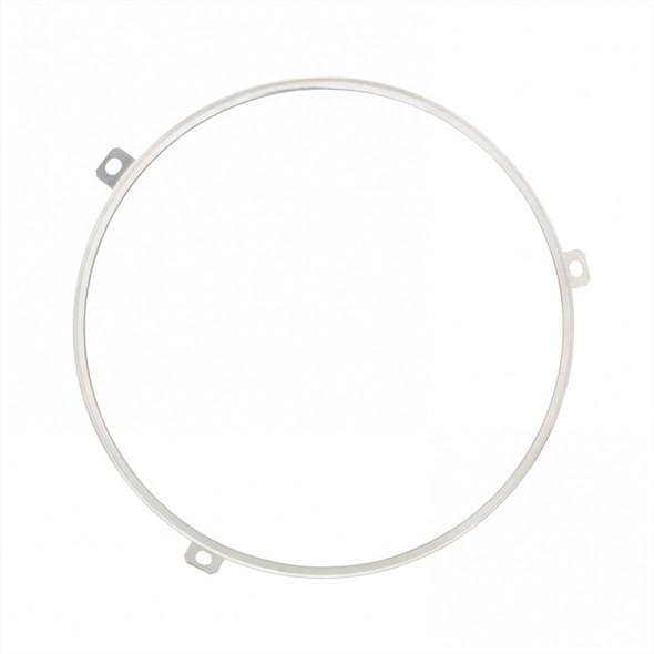 "7"" Stainless Steel Headlight Retaining Ring"