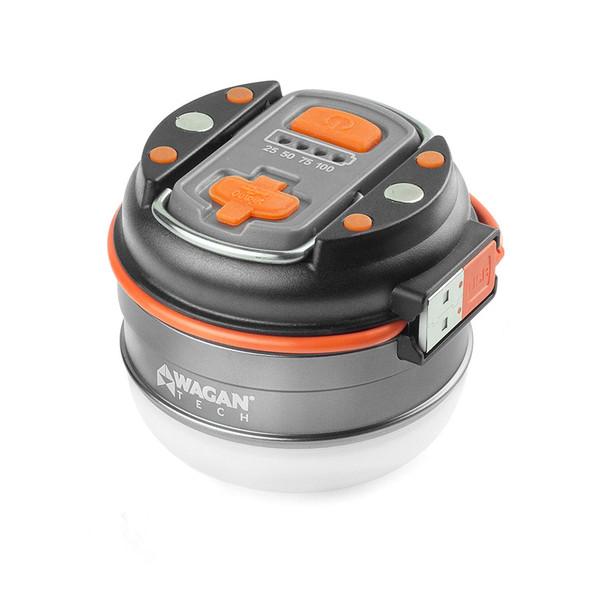 Brite-Nite Dome USB Lantern By Wagan Tech Wrapped Up