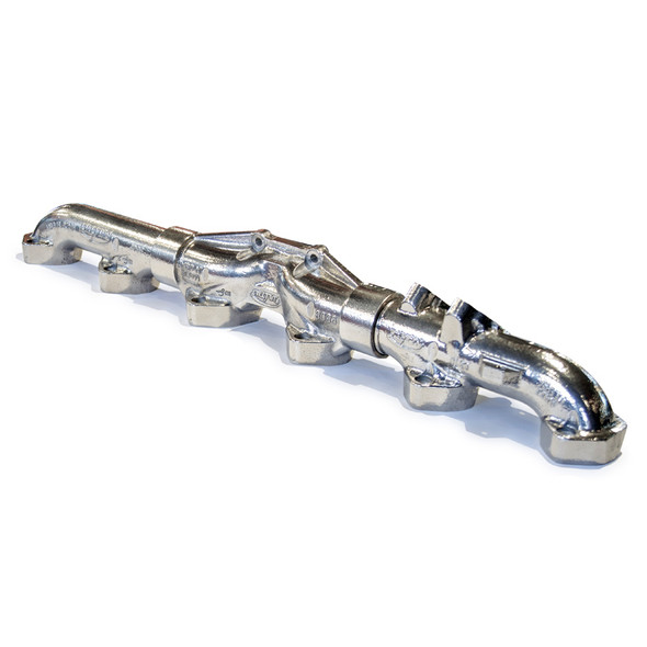 Bully Dog Volvo D13 Mack MP8 Exhaust Manifold 2008-2018 21469808 - Left Angle