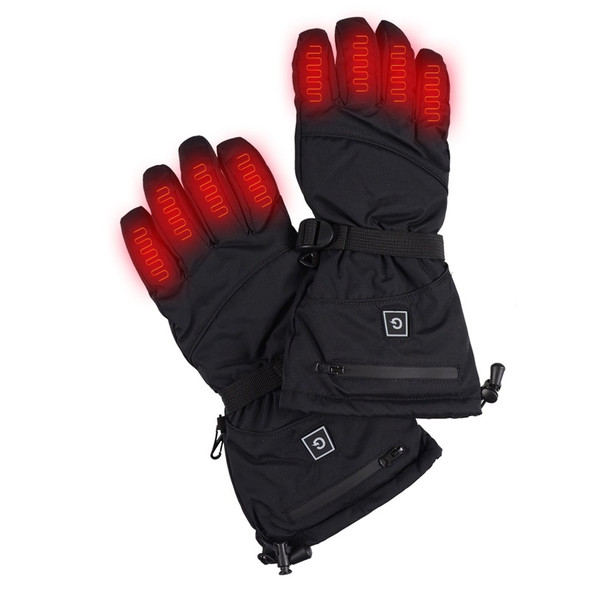 Trux USB Heated Water Resistant Windproof Gloves Heating Module
