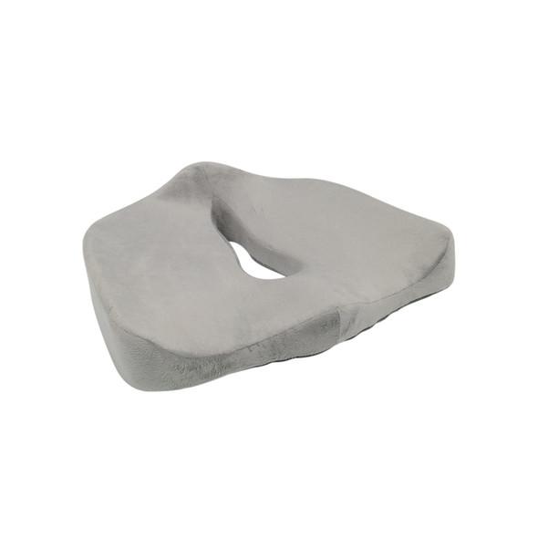 Memory Foam Seat Cushion Angled View