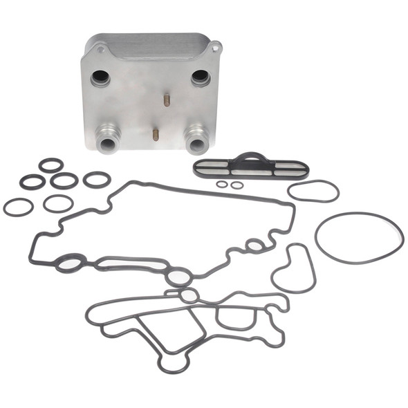 Ford 2003-2010 Oil Cooler Kit 3C3Z 6A642-CA View 2