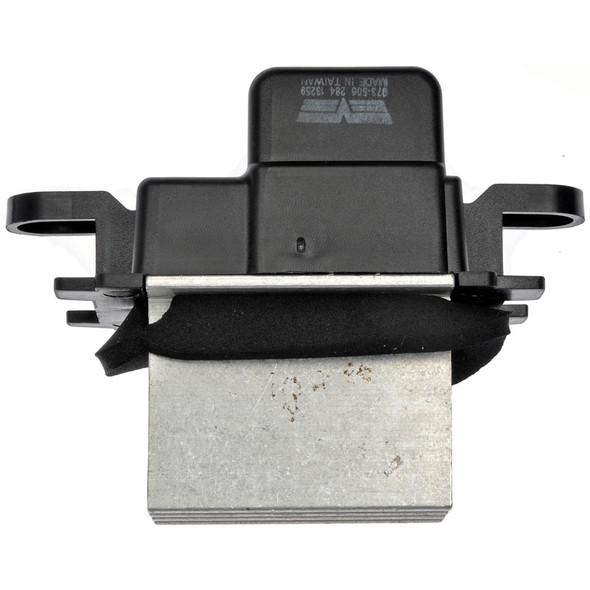 Ford Lincoln Mercury Blower Motor Resistor Kit 5F9Z19E624AA 7C3Z19E624A Side