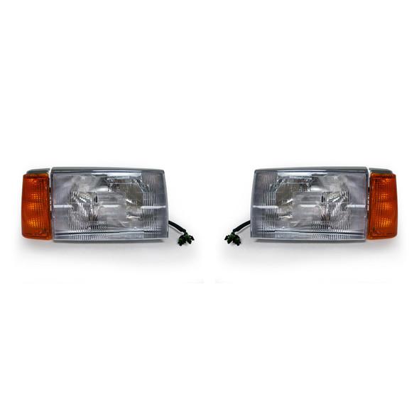 Headlight & Turn Signal