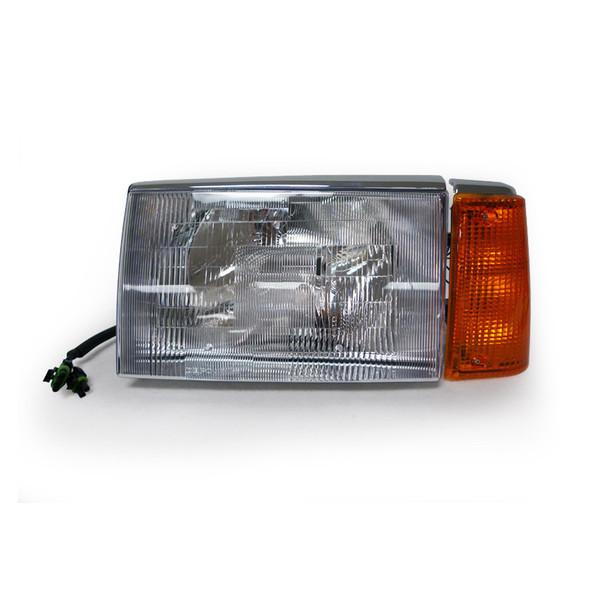 Headlight & Turn Signal Driver Side